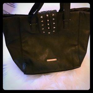 Nine West medium sized black handbag